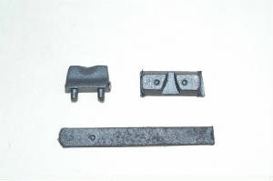Open Sight Parts and Soft Spring